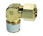 スリーブコネクターエルボ 6mm・R1/8 YPL601