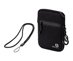 Digital Camera Case GRAPH GEAR Telescopic Type Black and others