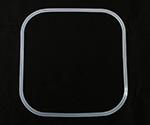角型パッキン式タンク用シリコンパッキン