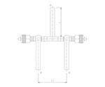 高真空グリースレスマルチバルブ Ⅰ型 2262シリーズ