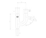 クライゼン形連結管