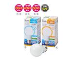 ELPA LED電球 一般電球 広配光