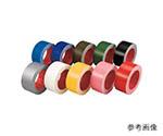 カラー布粘着テープ100mm レッド