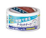 P-カットテープ NO.4142 50mm×15M 透明 4142TM50X15