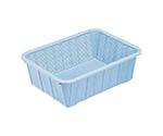 ポゼ バスケット(深型・中)ブルー 444845