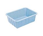 ポゼ バスケット(深型・大)ブルー