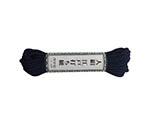 Edo cord Round thin about 5. 5m Navy Blue AR1021