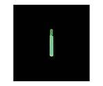 ライトスティック グリーン 4インチ