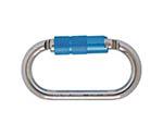 オートロック 鉄O型 アルミ環