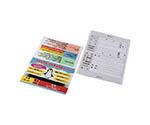 熱中症予防緊急医療情報カード N1310