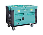 ディーゼルエンジン式高圧洗浄機SEL-1325V2(防音温水型)等