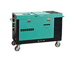 ディーゼルエンジン式 高圧洗浄機(防音型) SEL1450SSN3
