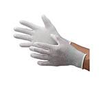 静電気拡散性手袋 (手のひらコート)10双入 L