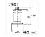 Pyrani Vacuum Gauge NW 16 SWP16