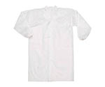 不織布使い捨て白衣 Lサイズ 10枚入 TDRML