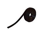 耐候性マジックバンド結束テープ 両面 幅40mmX長さ5m 黒 TMKT40VBK