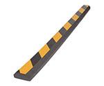 セーフティクッション 山型 1本入 幅70 長さ900 黄黒