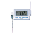Wireless Logger With Monitoring Function (Lead Length Approx. 1m, Battery Tpe, USB Connection Model) and others