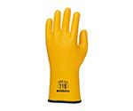 硬くなりにくい防寒手袋 ダイローブ118