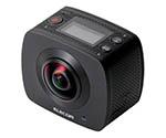 [取扱停止]全天球360度カメラ ACAM-VRD01BK