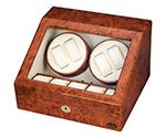 LUHW 木製4連ワインディングマシーン