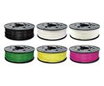 ABSフィラメントカートリッジ カラー 6個セット