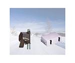 積雪深測定装置Eメール(気検付) KADEC21-SNOW-N2 レンタル