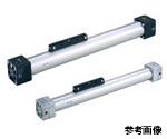 スリット式ロッドレスORC63、80シリーズ ORC63X600-M-L-CS4MB2