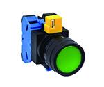 照光押ボタンスイッチ HW1Lシリーズ