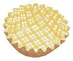 紙カップ ココケース 丸型(500枚入) 10号深 黄