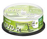 日立マクセル データ用DVDR ワイドホワイトプリンタブル