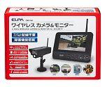 Wireless camera monitor set and others
