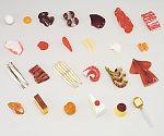 フードモデル38 コレステロールの多い食品