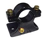 電力用ケーブル端末処理用ブラケット 鋳鉄製