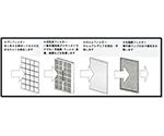 エコクリーンラボ専用 活性炭フィルター(新品)