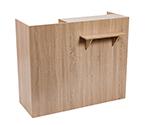 木製レジカウンター