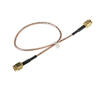 RS PRO Black Coaxial Cable, 50 Ω and others