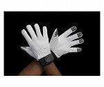 Synthetic Leather Gloves with Fingertip Slip Stop and others