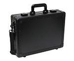 Aluminium case 450x330x135 Black KA-58