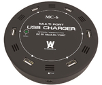 Multi-ports USB ChargerMULTI CIRCLE MC-6
