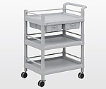 Mobile Storage Cart 3 Stages (With Frame) 705 x 447 x 920 MSO21J