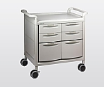 Mobile Store Cart Shallow Type 4 Pieces, Deep Type 2 Pieces MS24E