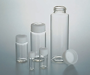 SCC Screw Tube Bottle White NO.6 30mL (Pure Water Washing Processed) No.-6
