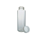 SCC Screw Tube Bottle White No8 110mL (Pure Water Washing Processed) No.-8