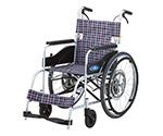 ブレーキ車椅子(アルミ製) NEO1-G-Gurad2