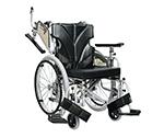 簡易モジュール車椅子(中床型)