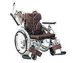 簡易モジュール車椅子(低床型) KZ20-40-SL No.100