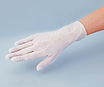 介護用PVC手袋パウダーフリー (100枚入)等