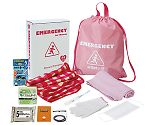 [Discontinued]Emergency Goods Set For Women (A4 Size Box) 11 Piece Set and others