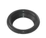 バイタルナビ聴診器 交換用部品 カバーリング ブラック 1181B011